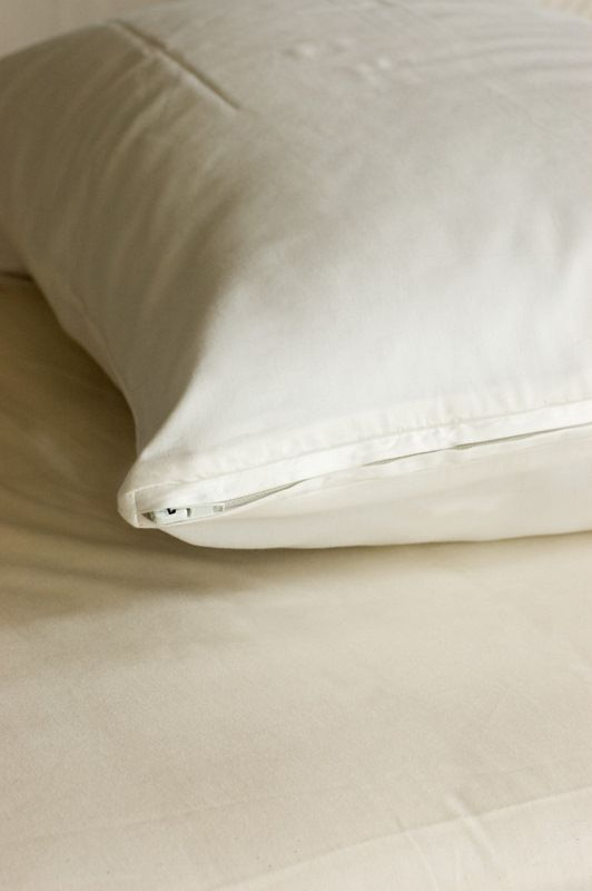 Organic Pillow Barrier Covers from Your Organic Bedroom ...