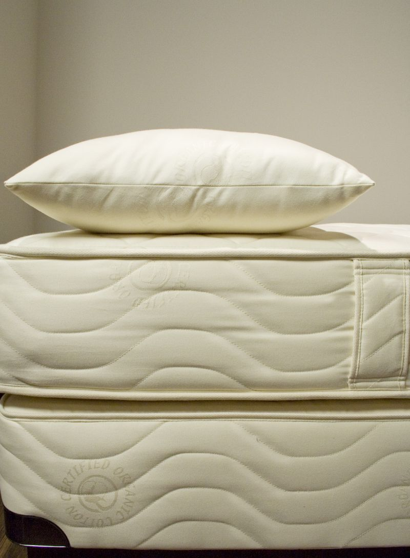 Your Organic Bedroom: Classic OMI Collection Organic Mattress From Your Organic
