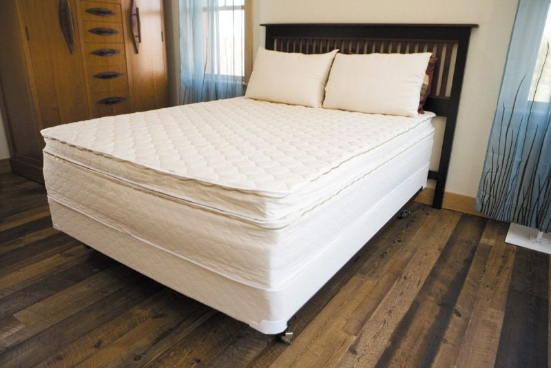 Savvy Rest Organic Mattresses in Dunlop and Talalay at Your ...
