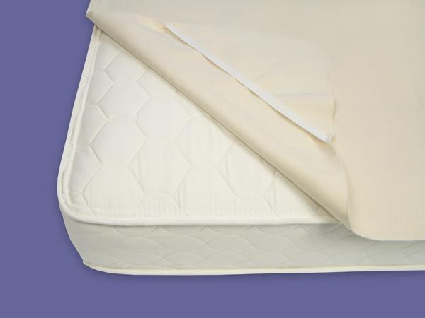 Organic Cotton Flannel Mattress Pad from Your Organic Bedroom ...