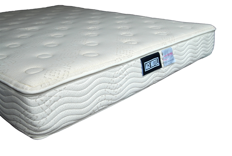 Fine Bedding Company Double Hotel Collection Plush Mattress Topper